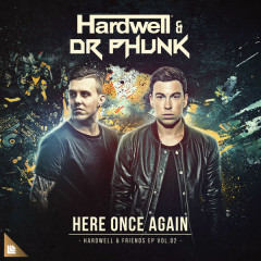 Here Once Again (Single) - Hardwell, Dr. Phunk