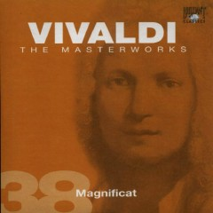 Vivaldi - The Masterworks CD 38 (No. 1) - Nicholas McGegan, Various Artists