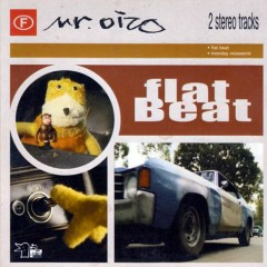 Flat Beat (CDS) - Mr. Oizo
