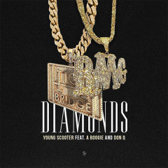 Diamonds (Single) - Young Scooter, Don Q, a Boogie