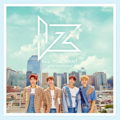 All You Want (1st Mini Album) - IZ