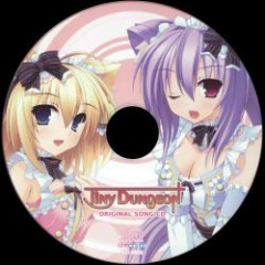 Tiny Dungeon Original Song CD - nao
