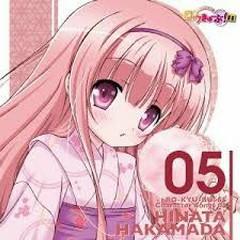 Ro-Kyu-Bu! SS Character Songs 05 Hakamada Hinata (CV:Ogura Yui)