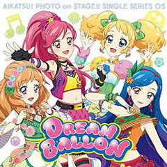 Dream Ballon - STAR☆ANIS