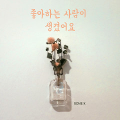I Have Someone I Like (Single) - BONE K