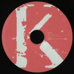 K Vol.3 Bonus Original Soundtrack Vol.2