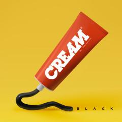 BLACK - CREAM