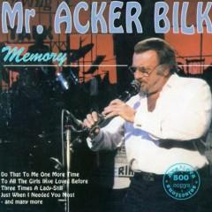 Memory Acker Bilk - Acker Bilk