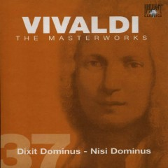 Vivaldi - The Masterworks CD 37 (No. 2) - Nicholas McGegan, Various Artists