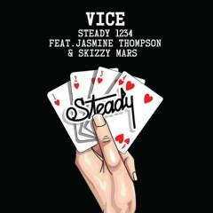 Steady 1234 (Single) - Vice, Jasmine Thompson, Skizzy Mars