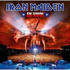 En Vivo (CD1) - Iron Maiden