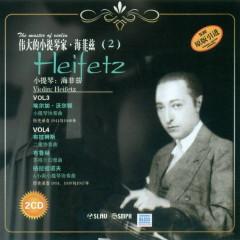 Naxos Historical: The Master of Violin - Heifetz Vol.3