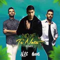 No Se Te Nota (Remix) - Alec Roman, Alkilados
