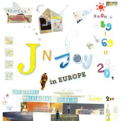 In Europe - J N Joy 20