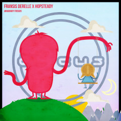Imaginary Friends (Single) - Fransis Derelle, Hopsteady