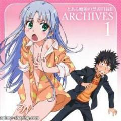 Toaru Majutsu no Index II - ARCHIVES 1