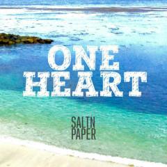 One Heart - Saltnpaper