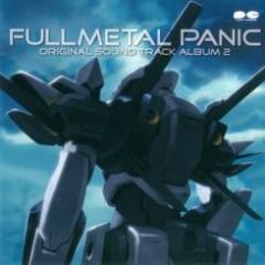 Fullmetal Panic Original Sound Track Album 2