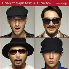 MONKEY MAJIK BEST - A.RI.GA.TO - CD3
