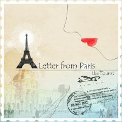 A Letter From Paris - Tourist