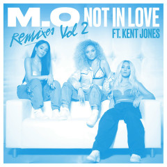 Not In Love (Remixes, Vol. 2) (EP) - M.O, Kent Jones