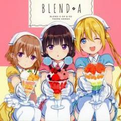 Bon Appétit♡S / Detarame na Minus to Plus ni Okeru Blend-kou