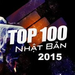Top 100 Nhạc Nhật 2015