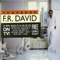 Songbook (CD3) - F. R. David