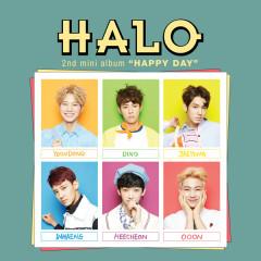 HAPPY DAY (Mini Album) - HaLo