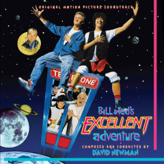 Bill & Ted's Excellent Adventure (Score) (P.1)