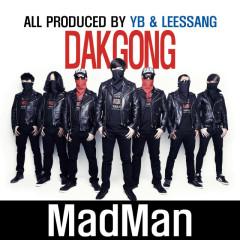 Mad Man - Leessang,YB