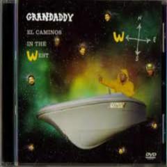 El Camino's In The West (Single) - Grandaddy
