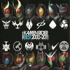 Kamen Rider Best 2000-2011 (CD3) - Various Artists