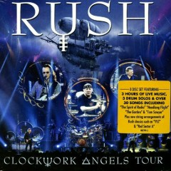 Clockwork Angels Tour (CD3) - Rush