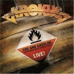 Fire And Gasolin - Live (CD1) - Krokus