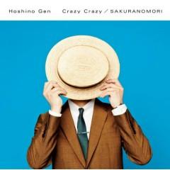 Crazy Crazy / Sakura no Mori -                                  Hoshino Gen