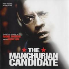 The Manchurian Candidate OST - David Amram,Rachel Portman