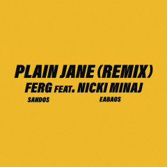 Plain Jane REMIX (Single) - A$AP Ferg