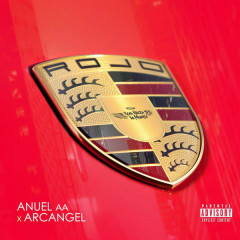 Rojo (Single) - Arcangel, Anuel AA