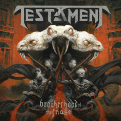 Brotherhood Of The Snake - Testament