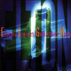 Greatest Hits Vol 3 1979-1987 - Elton John