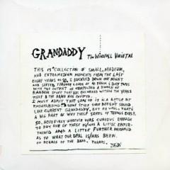 The Windfall Varietal  - Grandaddy