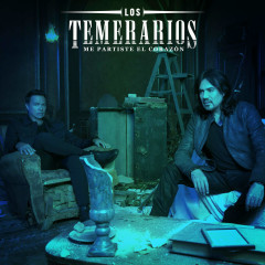 Me Partiste el Corazón (Single) - Los Temerarios