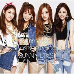 Summer☆gic / Sunshine Miracle / SUNNY DAYS - KARA