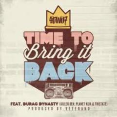 Bringin' It Back (12'') - Planet Asia