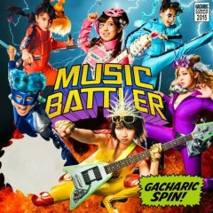 Music Battler - Gacharic Spin