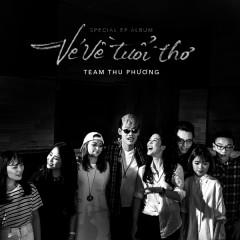 Vé Về Tuổi Thơ (EP) - Thu Phương,Various Artists