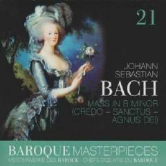 Baroque Masterpieces CD 21 - Bach Brandenburg Concertos
