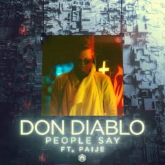 People Say (Single) - Don Diablo