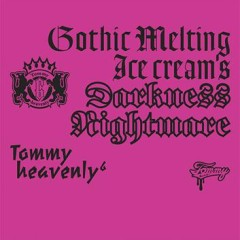 Gothic Melting Ice Cream's Darkness 'Nightmare'